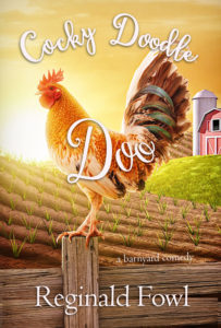 Book Cover: Cocky Doodle Doo