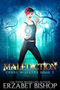 Malediction by Erzabet Bishop