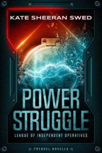 Power Struggle by Kate Sheeran Swed