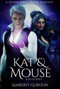 Book Cover: Black Kat II: Kat & Mouse