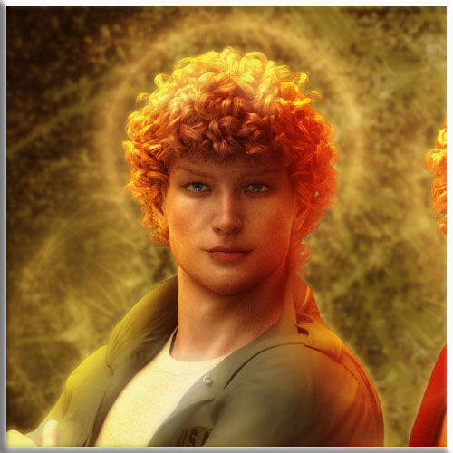 Jacob Jackson, healer, energy shifter