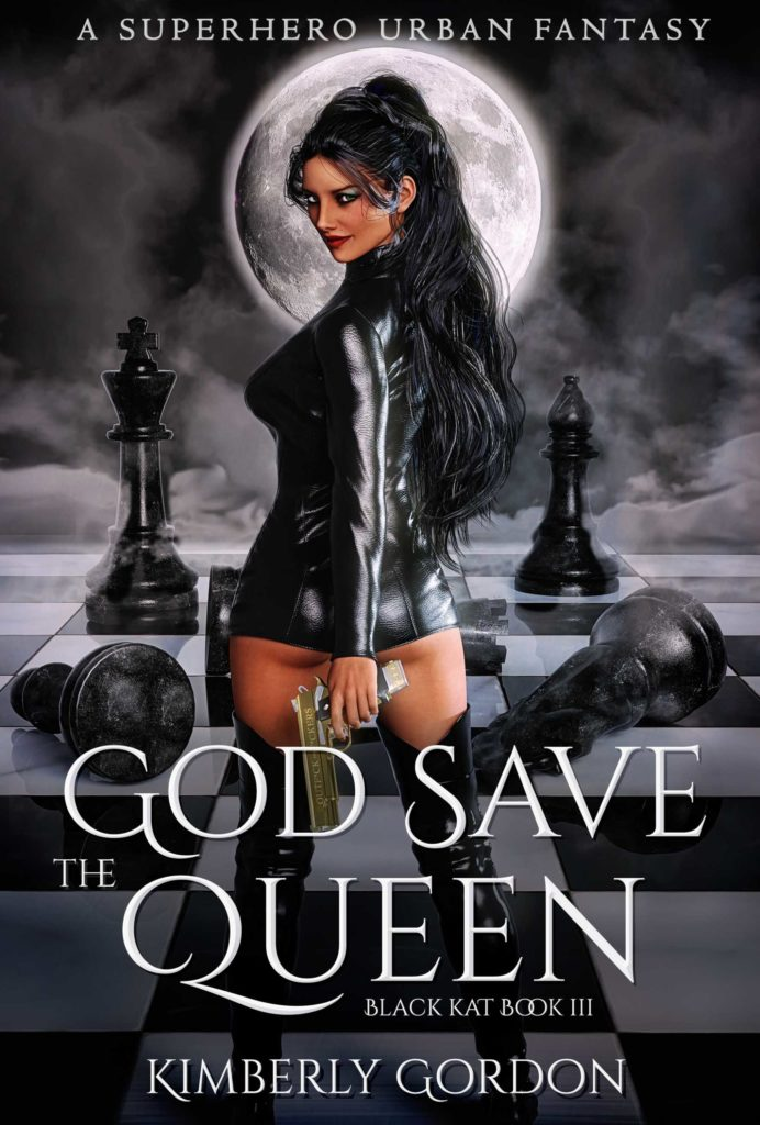 Black Kat III: God Save the Queen