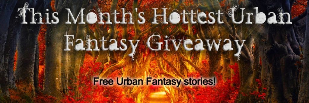 This Month's Hottest Urban Fantasy Giveaway