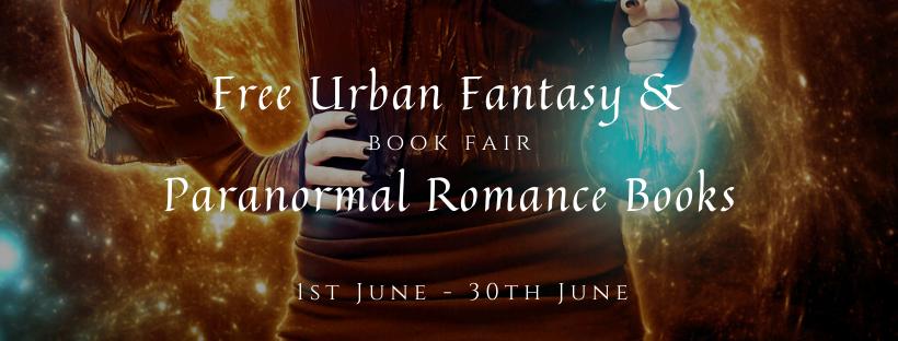 Free Urban Fantasy & Paranormal Romance Book Fair