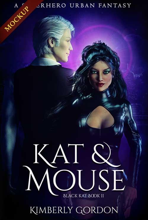 Black Kat II: Kat & Mouse Mockup