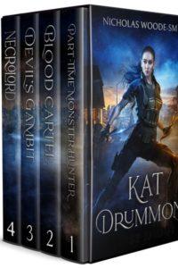 Kat Drummon Series by Nicholas Woode-Smith