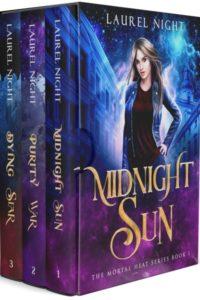 Mortal Heat Series by Laurel Night