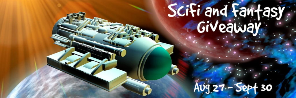Sept Sci Fi Fantasy Giveaway