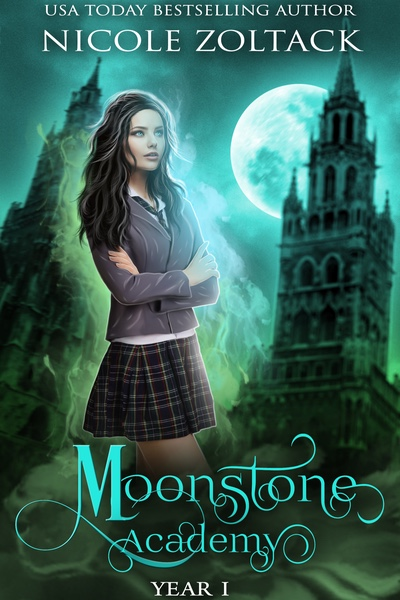 Moonstone Academy by Nicole Zoltack