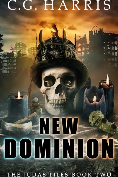 New Dominion by CG Harris