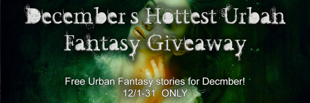 Decembers Hottest Urban Fantasy Giveaway
