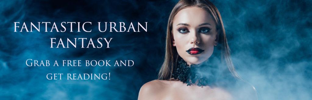 Fantastic Urban Fantasy Free Books