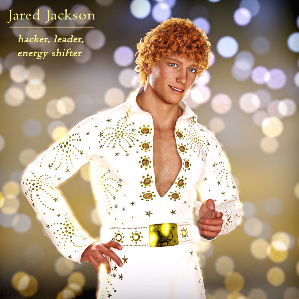 Jared Jackson energy shifter