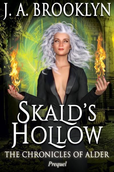 Skalds Hollow by JA Brooklyn