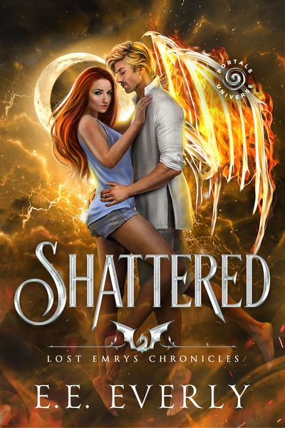 Shattered by E. E. Everly