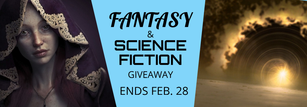 Swords and Spaceships: Fantasy and Scifi Giveaway