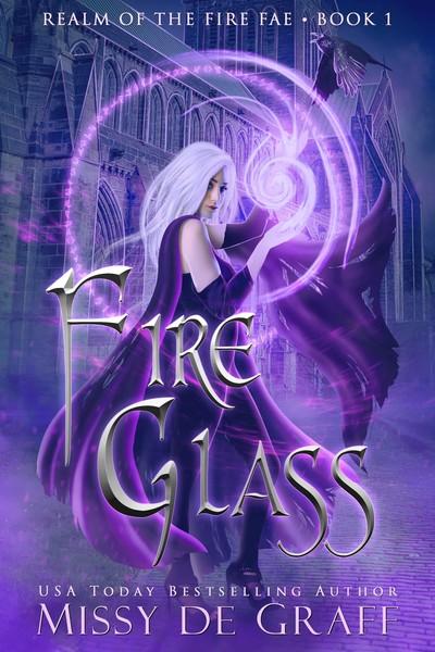 Fire Glass by Missy De Graff