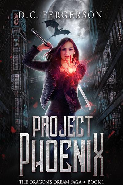 Project Phoenix by D.C. Fergerson