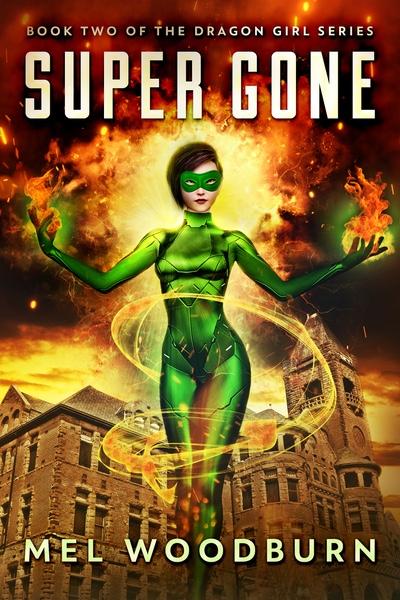 Supergone by Mel Woodburn