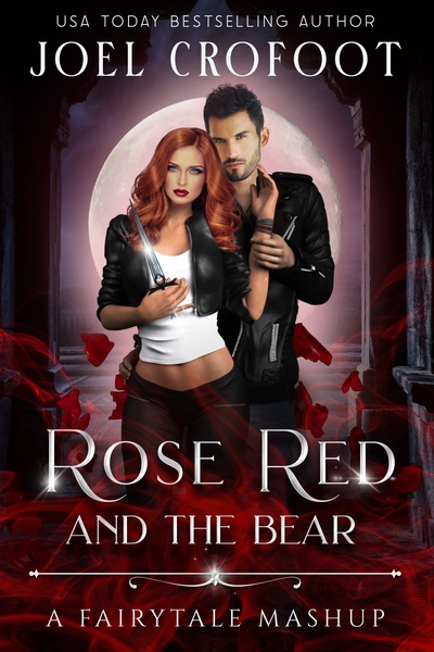 Rose Red and the Bear by Joel Crofoot
