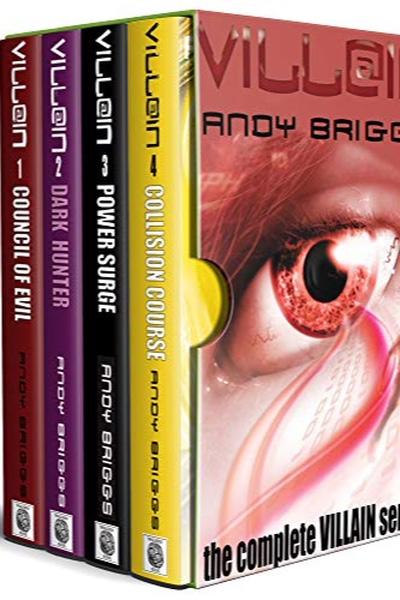 Villain Box Set by Andy Briggs