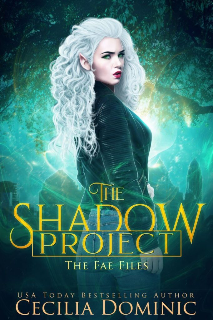 The Shadow Project by Cecilia Dominic