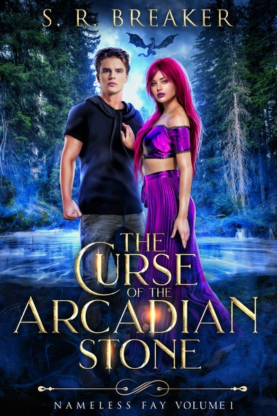 urse of the Arcadian Stone by SR Breaker