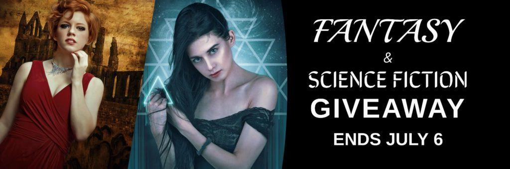 Fantastic Heroines Fantasy Scifi Giveaway