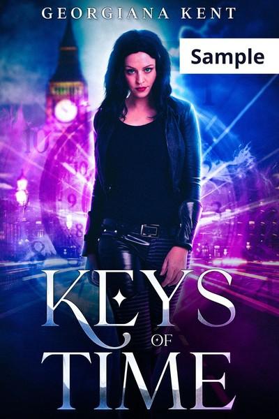 Keys of Time by Georgia Kent