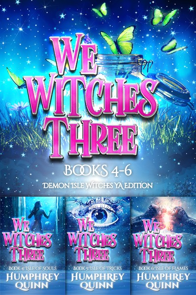 We Witches Three by Humphrey Quinn