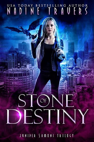 Stone of Destiny by Nadine Travers