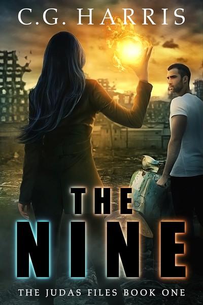 The Nine by CG Harris